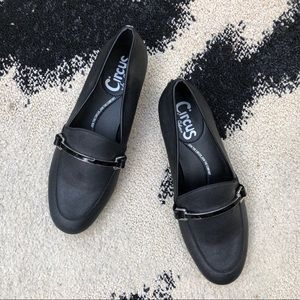 NWOT Sam Edelman Circus Black Loafers